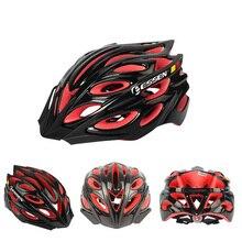 Essen, Nordrhein-westfalen Helm Sepeda Cascos Ciclismo MTB Mounation Capaceta Bicicleta Peta Sepeda Cap Pria Wanita Helmet Casco Bici Casque Velo 2019