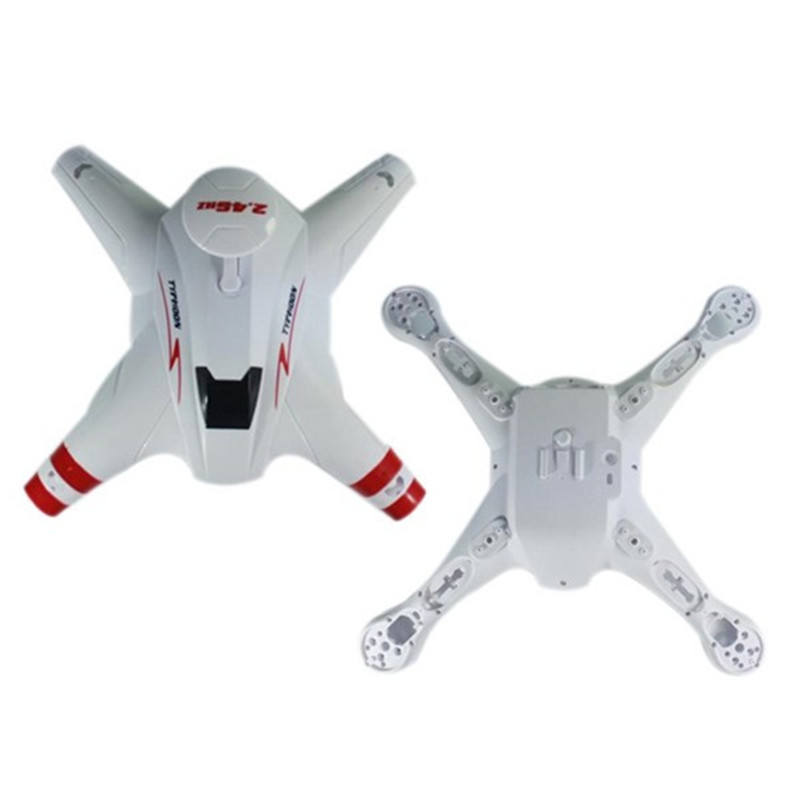 Hot New BAYANGTOYS X16 Upper Body Shell Cover And Lower Body Shell Cover RC Quadcopter Spare Parts