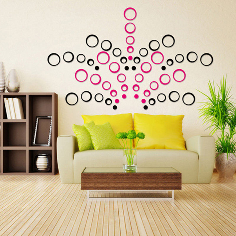 Fancy Wall Decor Removable Stickers Illustration - Art & Wall Decor ...