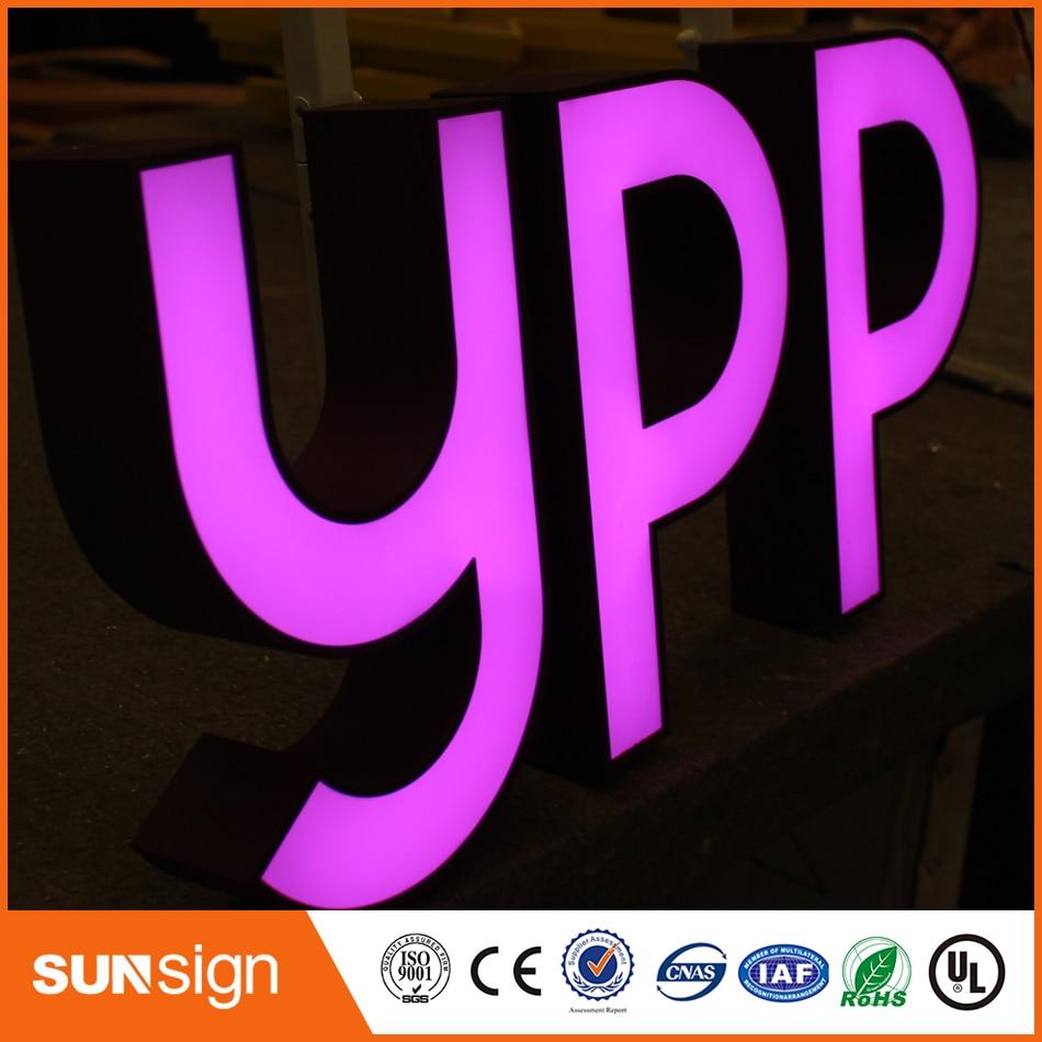 Wholesale Led Channel Letter Signs Led Sign Letters