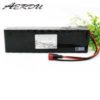 AERDU 13S3P 48 V 9.6Ah Für LG MH1 54,6 v Lithium-ionen Batterie Pack mit 20A BMS Geeignet für gerät motor Roller ebike etc.