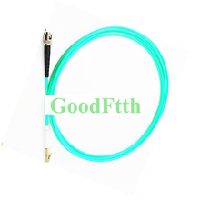 Faser Patchkabel Jumper Kabel ST LC Multimode OM3 Simplex GoodFtth 20 100 m
