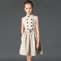 Maomaoleyenda נערות סתיו שמלת שמלות קיץ בגדי ילדי תחפושות חיל הים בז 'שמלות בגדי ילדה 10 12 שנים