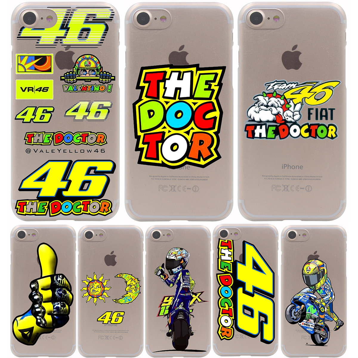 iphone 6 coque valentino rossi