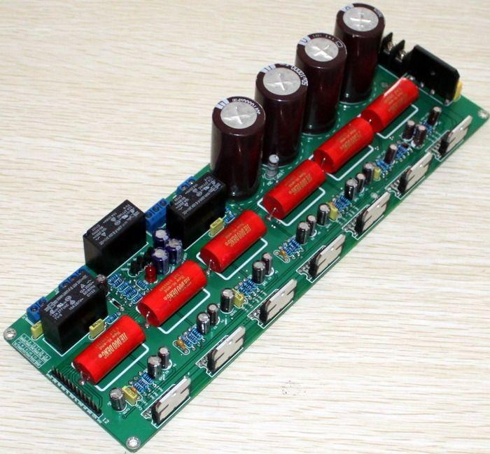 TDA7293 5.1 sub woofer Amplifier 4x 50V10000UF 5X80W+160W