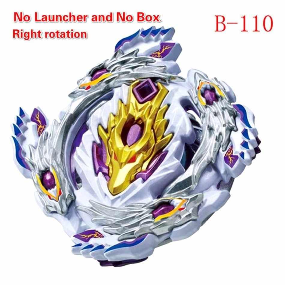 جديد مضحك الفرح B-100 Beyblade انفجار كاتب بك شفرة شفرات معدنية الانصهار Bayblade مع قاذفة عالية الأداء تقاتل أعلى