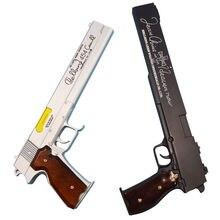 Новая коллекция helling Ultimate Alucard косплей реквизит смоляные пистолеты 1:1 масштаб