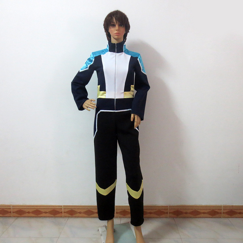 Voltron Legendary Defender Coran Christmas Party Halloween Uniform Outfit Cosplay Costume Customize Any Size