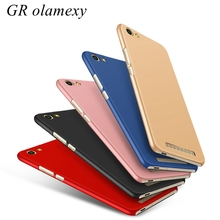 GR olamexy Matte Hard PC Cover + ring holder for Highscreen Power Ice Max Free Shipping Mobile Phone bags Shell Case coque gift