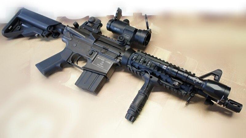 Evolução noite Airsoft Arma Leve M600P LEVOU