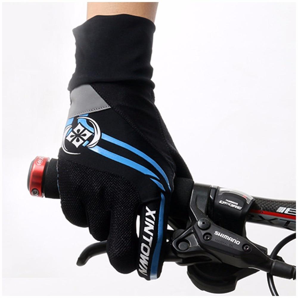 Amur Leopard Bike font b Gloves b font Mens Women Sports Bicycle Cycling Telefingers font b