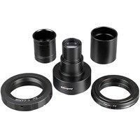 AmScope Canon Nikon i Olumpus SLR/DSLR Camera Adapter do mikroskopy CA CAN NIK OLY SLR w Części i akcesoria do instrumentów od Narzędzia na
