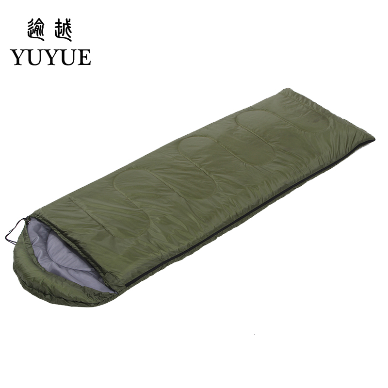 Cheap Sleeping Bag For Camping Supplies  Envelope type Customized Sleeping Bags Camp Tourism For Your Camping Travel Gear 3