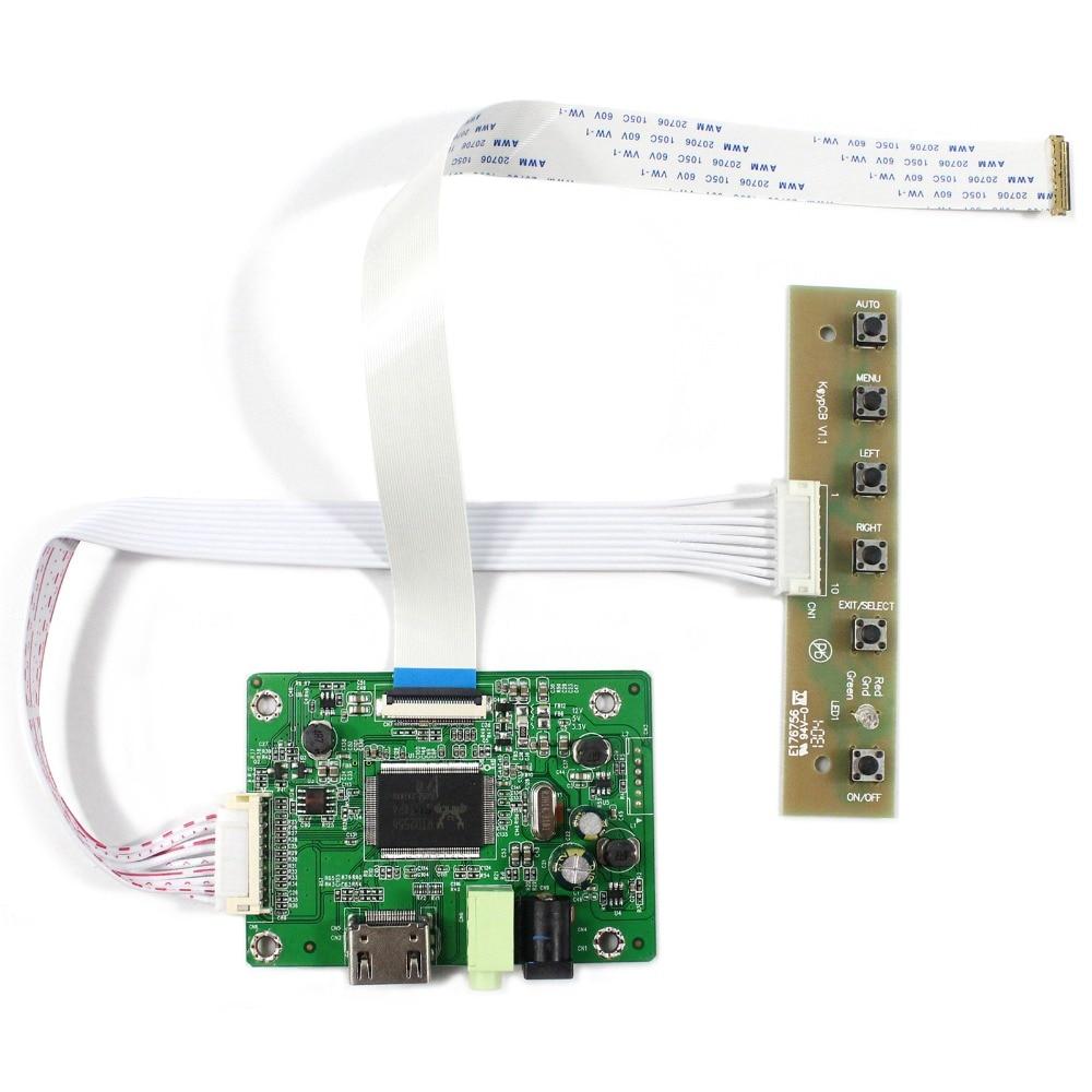 HDMI LCD Controller Board For 10.1 1920x1200 VVX10F011B00 eDP LCD Screen vga hdmi lcd controller board for lp156whu tpb1 lp156whu tpa1 lp156whu tpbh lp156whu tpd1 15 6 inch edp 30 pins 1 lane 1366x768