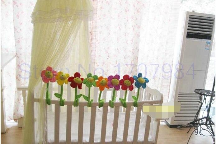 30-90 cm Speciale Speelgoed Zon Bloem Bruiloft en Verjaardagscadeau Pluche Speelgoed Gordijnen Woninginrichting Gratis Verzending