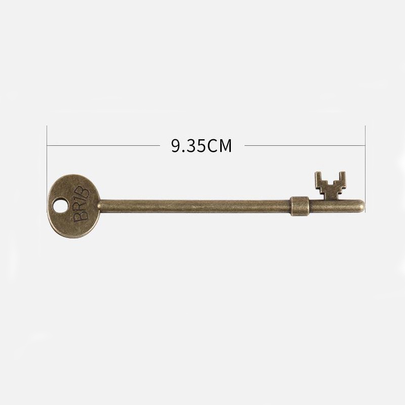 Image 2 - Ghost Key (Haunted Key) Magic Tricks Magia Skeleton Key Magician Close Up Illusions Gimmick Props Moving Appearing Mentalism Fun-in Magic Tricks from Toys & Hobbies