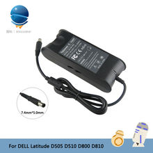 The laptop power adapter for DELL Latitude D505 D510 D800 D810 D820 E5530 E5400 E6500 M70 factory outlet 19.5V 4.62A(China)