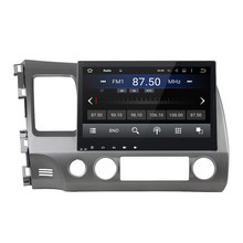 Quad Core 10.1″ Android 5.1 Car Radio DVD Player for Honda Civic 2006~2011 With GPS 3G WIFI Bluetooth TV USB DVR Mirror link