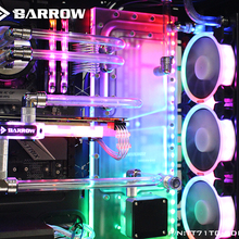 Barrow TT71TG-SDB, Corso D'acqua Schede Per TT Vista 71 TG RGB caso, per Intel CPU Water Block & Single/Dual GPU Edifici