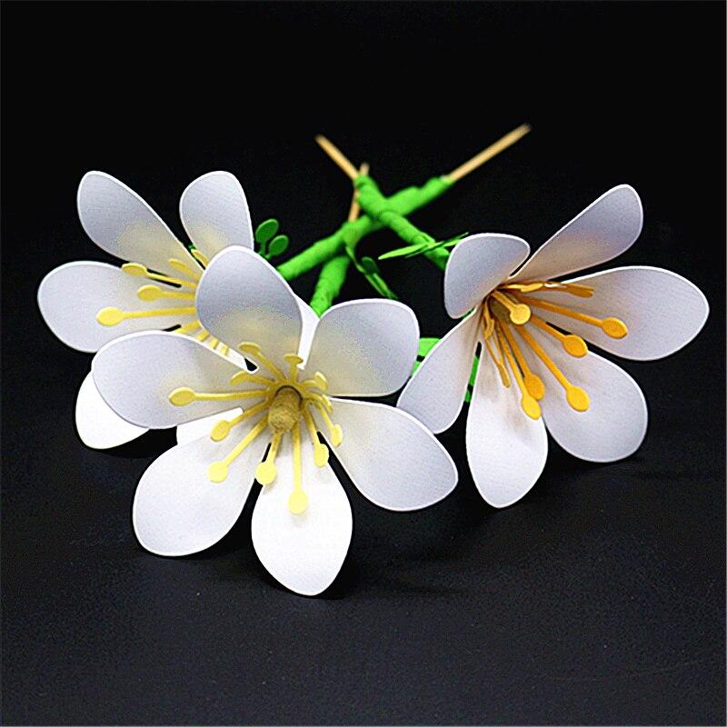 Metal petal Cutting Dies Scrapbooking Embossing Dies DIY Decorative Cards Cutting Dies Cut Stencils