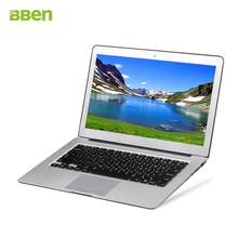 Тонкий ноутбук в металлическом корпусе
