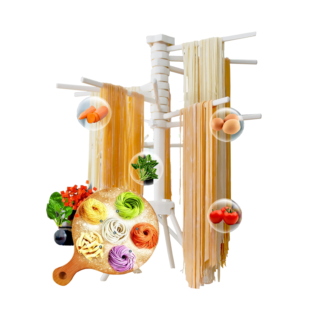 Pasta Drying Rack Attachment Pasta Drying Rack Spaghetti Dryer Stand noodle kitchen tools kitchen accessories pasta machine image