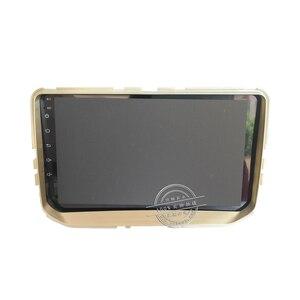 Image 4 - Reproductor multimedia con GPS para coche, radio con reproductor dvd, Android 8,1, Quadcore, 9 pulgadas, para Haval Hover Great Wall H2, color rojo, 2007 2012
