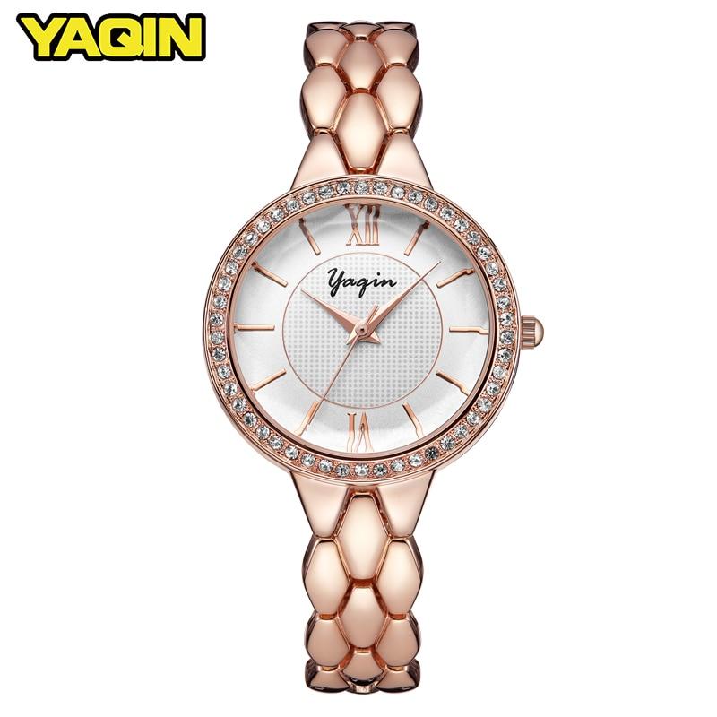 Top Luxusmarke Frauen Uhr hochwertige serpentine legiertem Stahl - Damenuhren