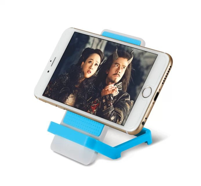 Mobile Phone Holders Monopod Universal Stand Holder Mini Desk Station iPhone 6 5 iPad Samsung Galaxy Huawei Xiaomi Logo - Concession store