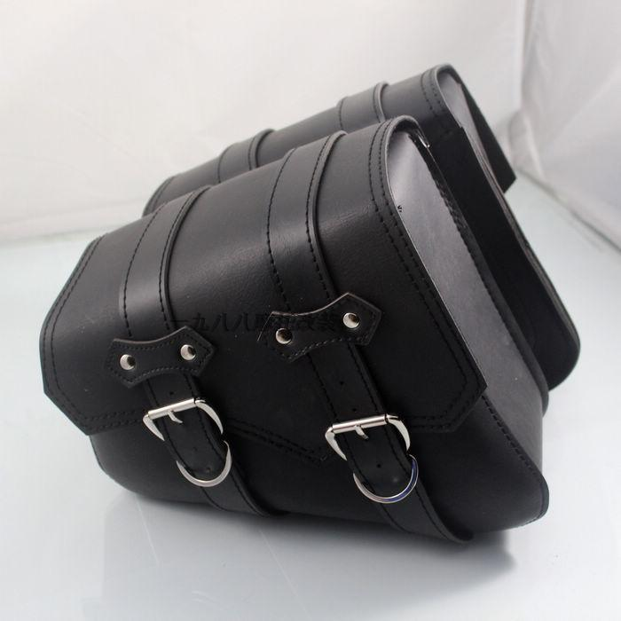 06135b84ad45 Free shipping The new heavy motorcycle motorcycle modified cars cruising  Knight Bag Kit front pack saddle bag-in Leather   Saddle Bags from  Automobiles ...