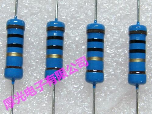 металлическая пленка резистор 2 Вт