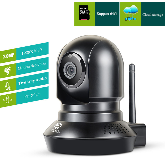 JOOAN C2C-D Wireless IP Camera 1080P Network Security Camera Night Vision CCTV Camera with Two-way Audio
