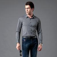 Labeouf 2016 Camisa Masculina Men Shirt Brand Clothing Autumn Winter Man S Shirt Men T High
