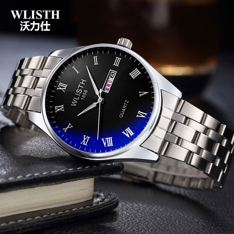 Relogio Masculino Fashion Watch Man Quartz Watch Woman Steel Bracelet Waterproof Table Top Brand Luxury Couple Clock Reloj Mujer shengke top brand luxury watch woman fashion steel quartz watch female monterrey woman watch relogio feminino reloj mujer 2017