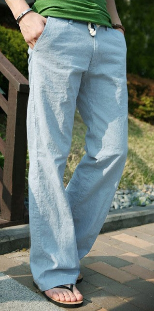 Linen Pants Sale Promotion-Shop for Promotional Linen Pants Sale ...