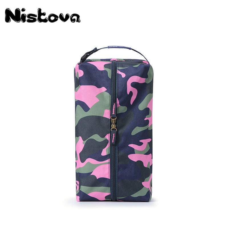 Men Waterproof Camouflage Mesh Shoe Bags Women's Breathable Luggage Travel Accessories Clothes Underwear Storage Organizer Stuff