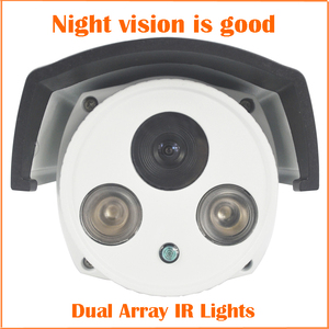 Image 4 - HD 1080P Bullet White IP Camera Wifi 2mp Wireless Seurveillance Security Outdoor CMOS Infrared Night Vision Freeshipping Hot