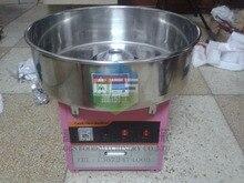 Бесплатная доставка 110 В 220 В Cotton candy maker машина Коммерческая candy floss maker machien