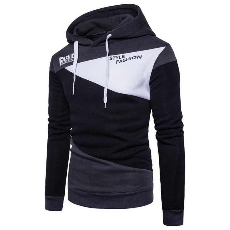 2019 厚いパーカー男性春のファッションフリースフーディ男性/女性 Polluver スウェットシャツフード付き Sprotswear ジッパーブラウス