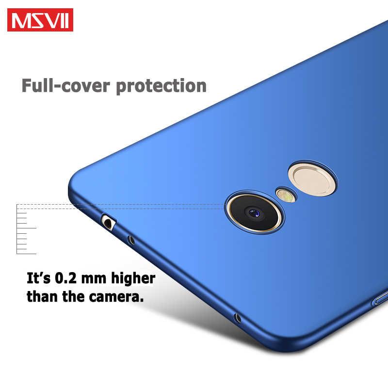 new styles 29409 97d6e MSVII Cover For Xiaomi Redmi 5 Pro Case Slim Matte Cases Xiaomi Redmi 5  Plus Case Xiomi Car Holder Cover Xiaomi Redmi5 Plus Case
