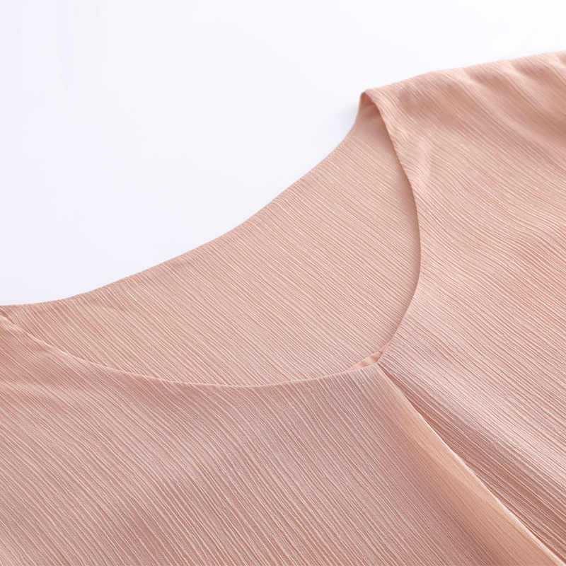 e8bf7bbb8925 TUHAO лето элегантные блузки 2018 плюс размер 10XL 8XL 6XL рубашка женская  большой размер s ...