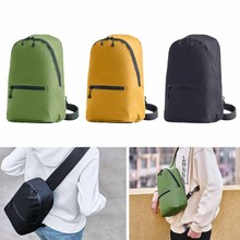 ZANJIA 7L Chest Bag 3 Colors Level 4 Waterproof Nylon 100g Lightweight Messenger For 10inch Laptop Outdoor Travel bag