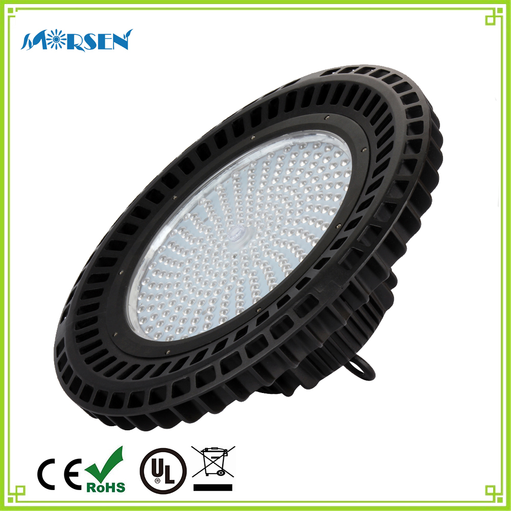 1PCS High Bay Led Lights 70W 120W 150W 200W LED Industrial Mining Lights Flying Saucer Circular Free Workshop Warehouse#25 1pcs 50w 100w 150w led high bay light 150w led industrial lamp for sewing machine light factory warehouse stadium workshop