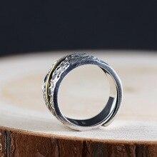 Kaarme Sterling Silver Open Rings