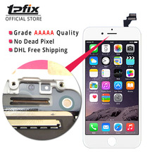 Grade AAAAA For iPhone 7 LCD Display Touch Screen Digitizer Assembly For iPhone 8 LCD 7 Plus 6S 6 Plus Replacement Ecran Tactil 6 e ink lcd screen matrix for nook barnes page 7 page 8