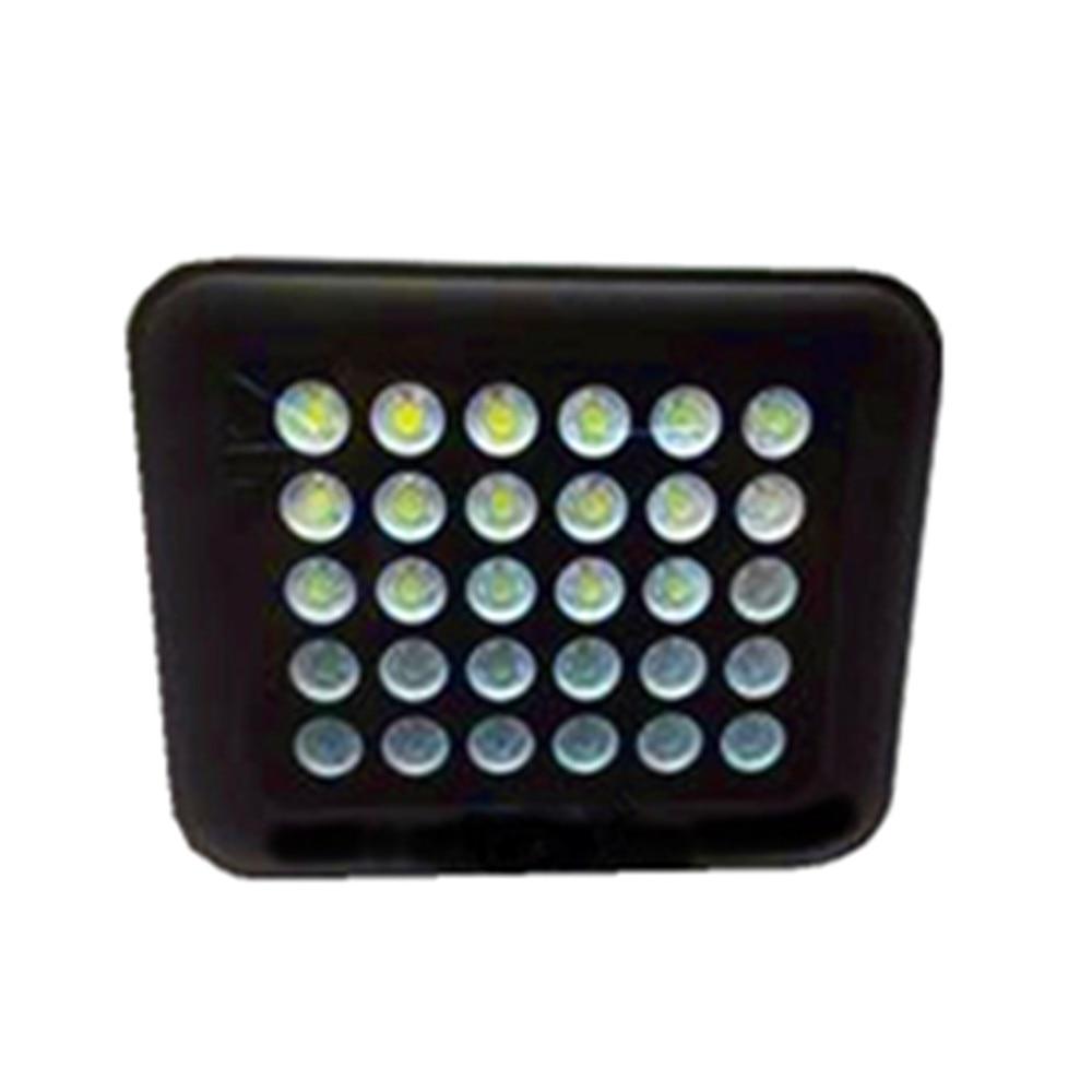 IR lumière LED CCTV caméra lumière de remplissage 850nm IR illuminateur 30 pièces haute puissance IR tableau infrarouge LED lampe de vision nocturne pour la sécurité
