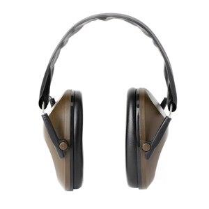 Image 1 - Składana ochrona słuchu strzelanie sportowe nauszniki nauszniki z redukcją szumów