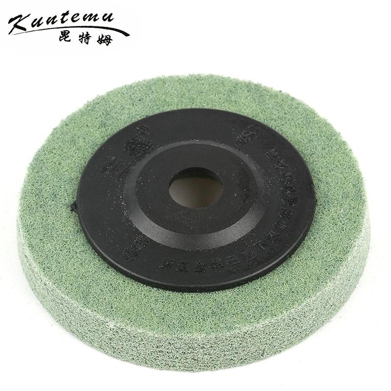 1PC 105mm Nylon Polishing Wheel For Metal Polishing