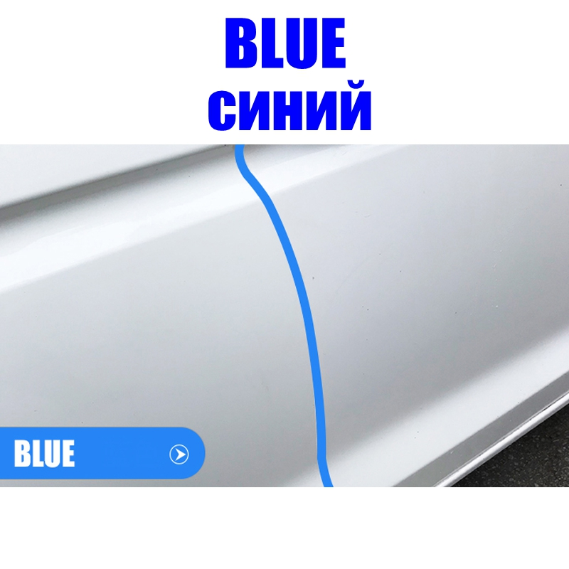 Image 5 - 5meter/Lot Invisible Car Door Side Seal Anti collision Auto Door Strip Bumper Protector Car Crash Anti rub Protection Stickers-in Car Stickers from Automobiles & Motorcycles