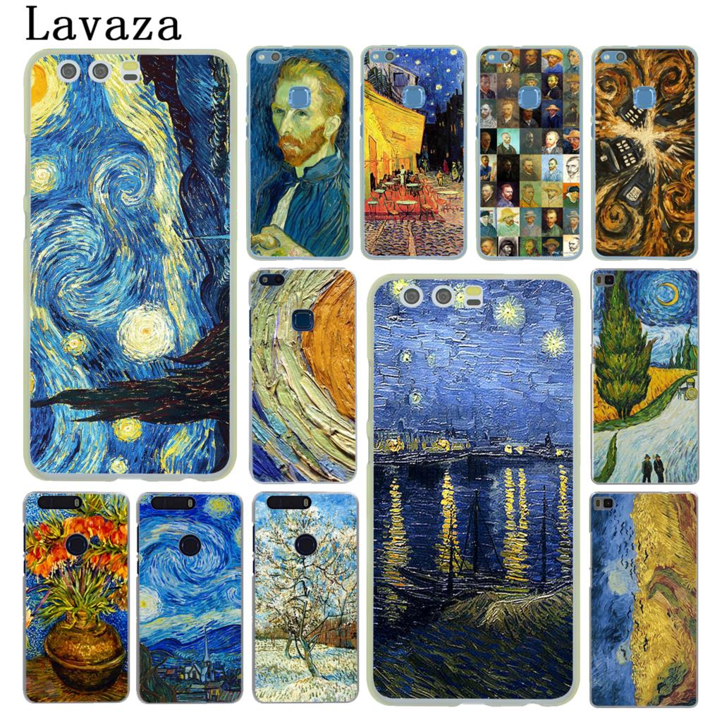 Cellphones & Telecommunications Mougol Doctor Who Van Gogh Art Hard Shell Case Cover For Huawei P8 P9 P10 P20 Lite 2017 Plus Pro Mate10 Lite Smart Half-wrapped Case